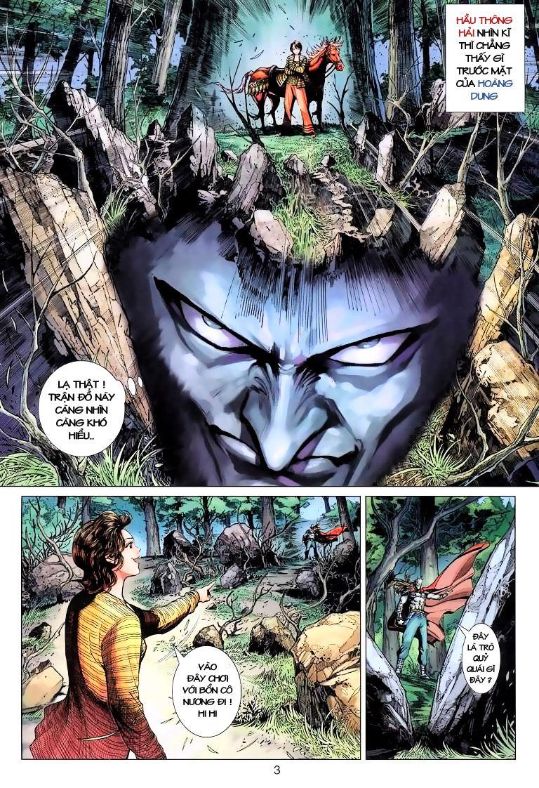 Anh Hùng Xạ Điêu anh hùng xạ đêu chap 6 trang 3
