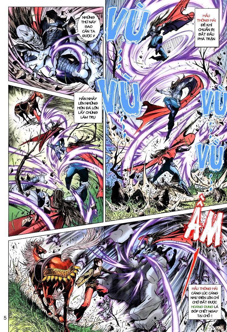 Anh Hùng Xạ Điêu anh hùng xạ đêu chap 6 trang 5