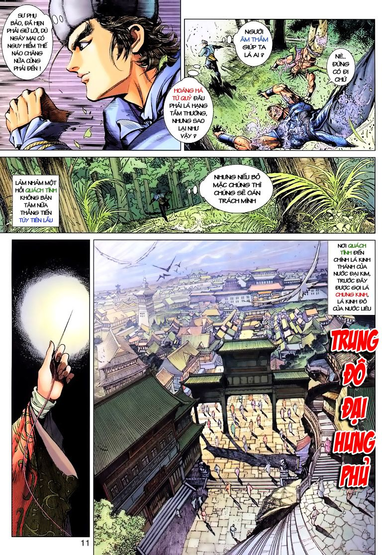 Anh Hùng Xạ Điêu anh hùng xạ đêu chap 6 trang 11
