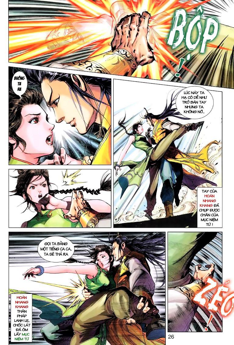 Anh Hùng Xạ Điêu anh hùng xạ đêu chap 6 trang 26