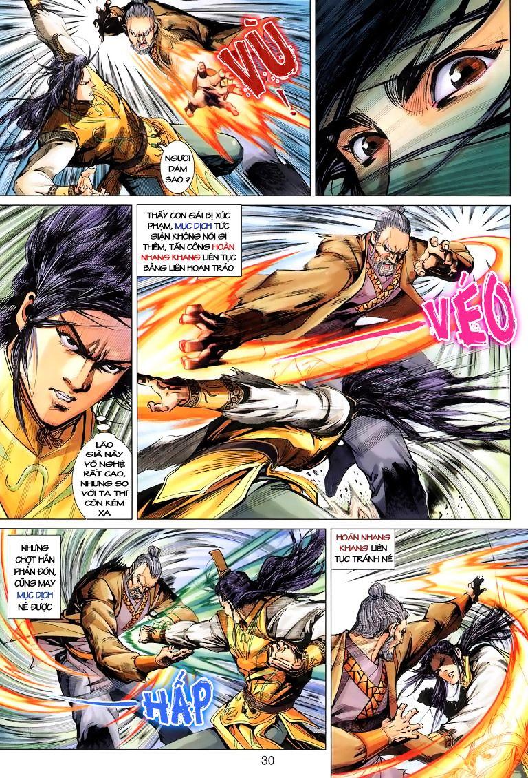 Anh Hùng Xạ Điêu anh hùng xạ đêu chap 6 trang 30