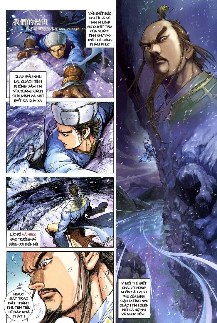 Anh Hùng Xạ Điêu anh hùng xạ đêu chap 4 trang 2