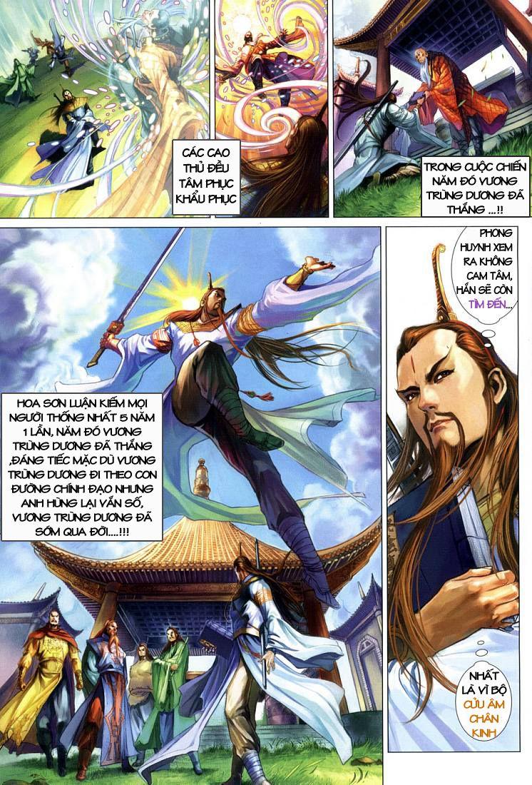 Anh Hùng Xạ Điêu anh hùng xạ đêu chap 1 trang 8
