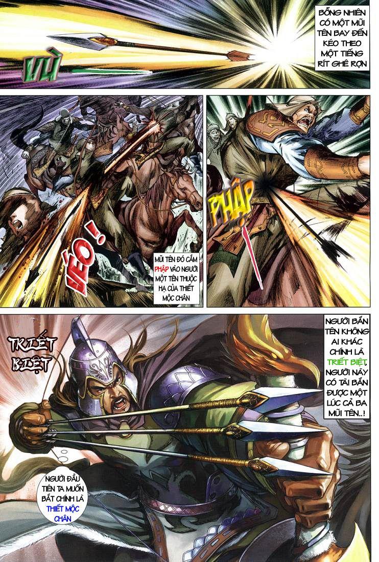 Anh Hùng Xạ Điêu anh hùng xạ đêu chap 1 trang 12