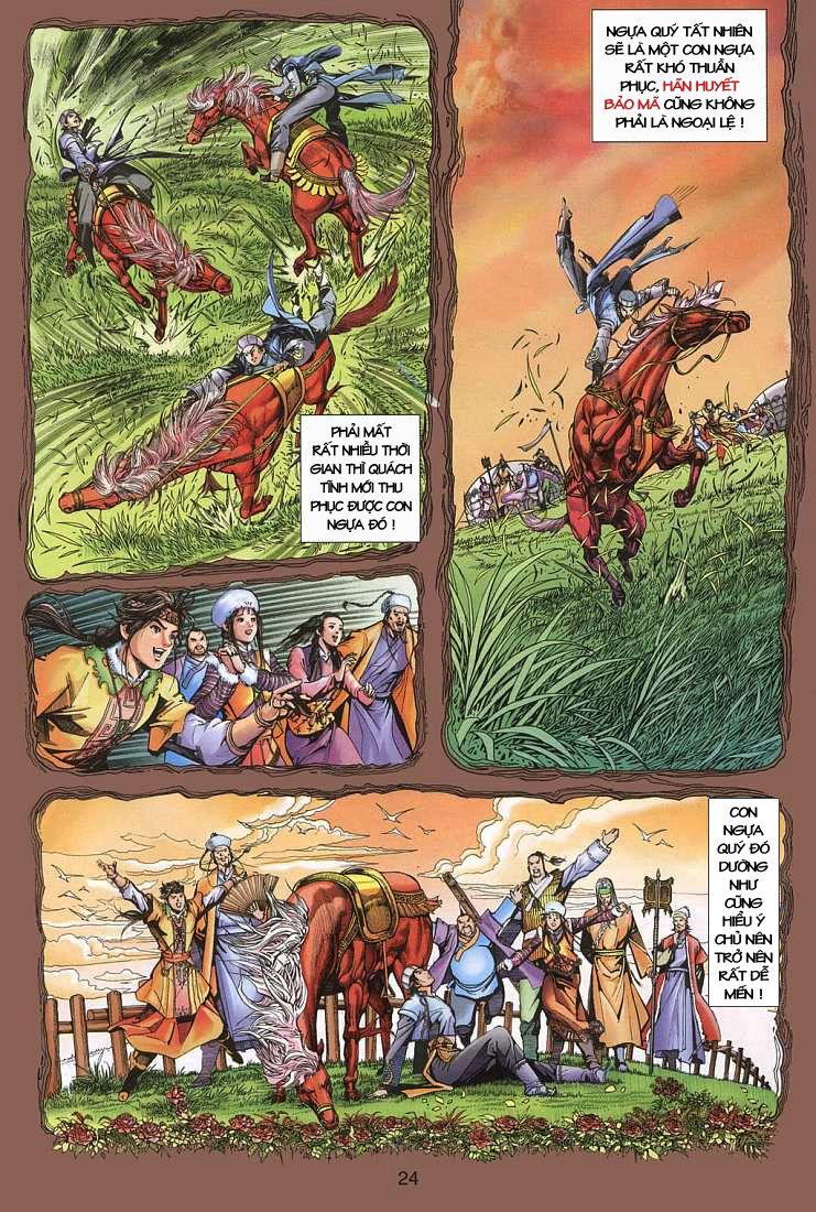 Anh Hùng Xạ Điêu anh hùng xạ đêu chap 4 trang 24