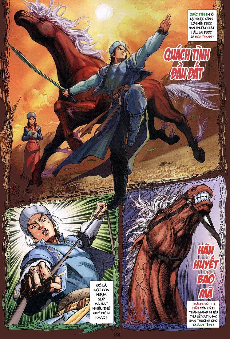 Anh Hùng Xạ Điêu anh hùng xạ đêu chap 4 trang 23