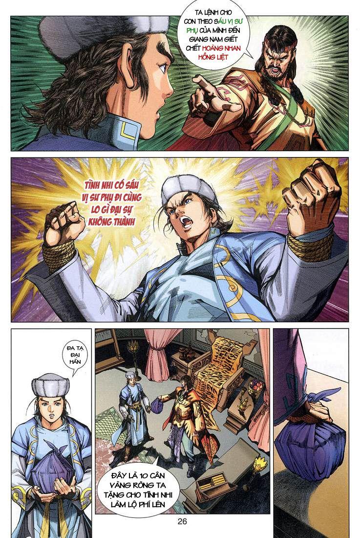Anh Hùng Xạ Điêu anh hùng xạ đêu chap 4 trang 26