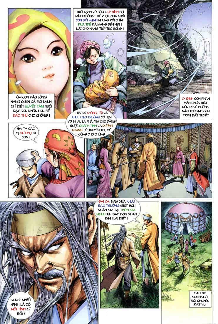 Anh Hùng Xạ Điêu anh hùng xạ đêu chap 3 trang 8