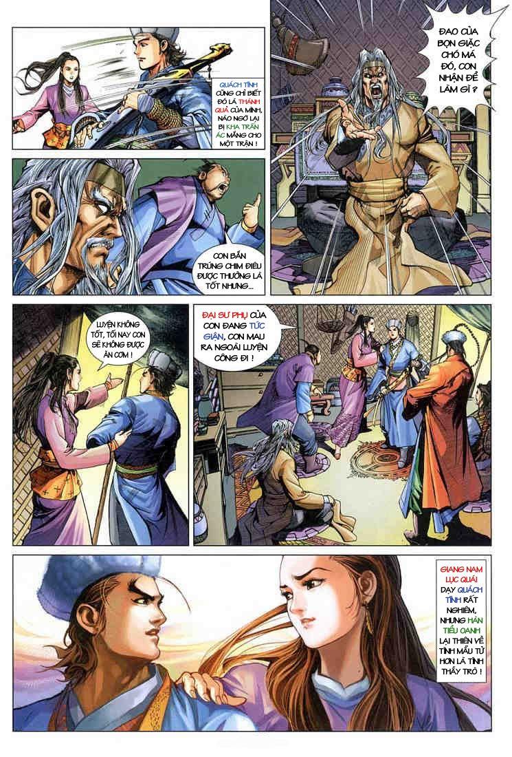 Anh Hùng Xạ Điêu anh hùng xạ đêu chap 3 trang 22
