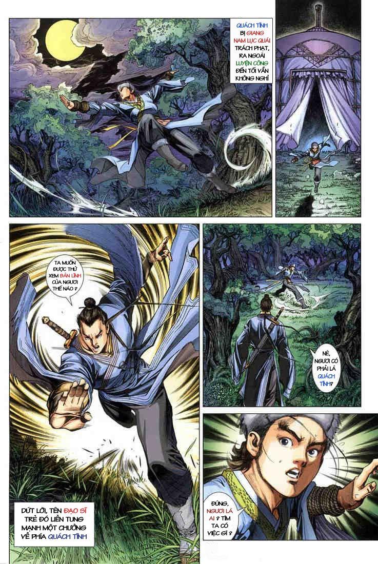 Anh Hùng Xạ Điêu anh hùng xạ đêu chap 3 trang 23