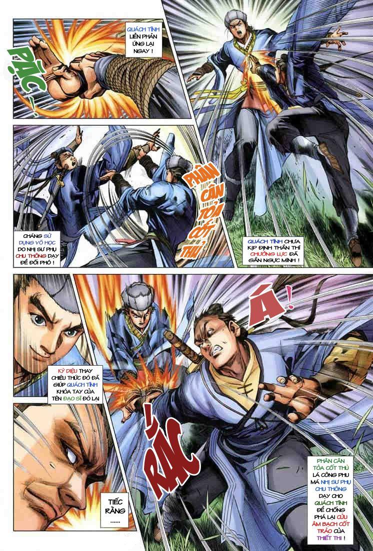 Anh Hùng Xạ Điêu anh hùng xạ đêu chap 3 trang 24