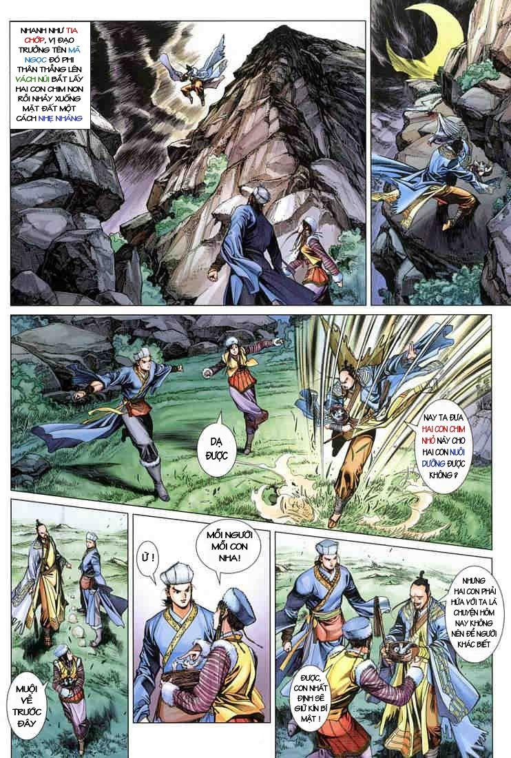 Anh Hùng Xạ Điêu anh hùng xạ đêu chap 3 trang 35