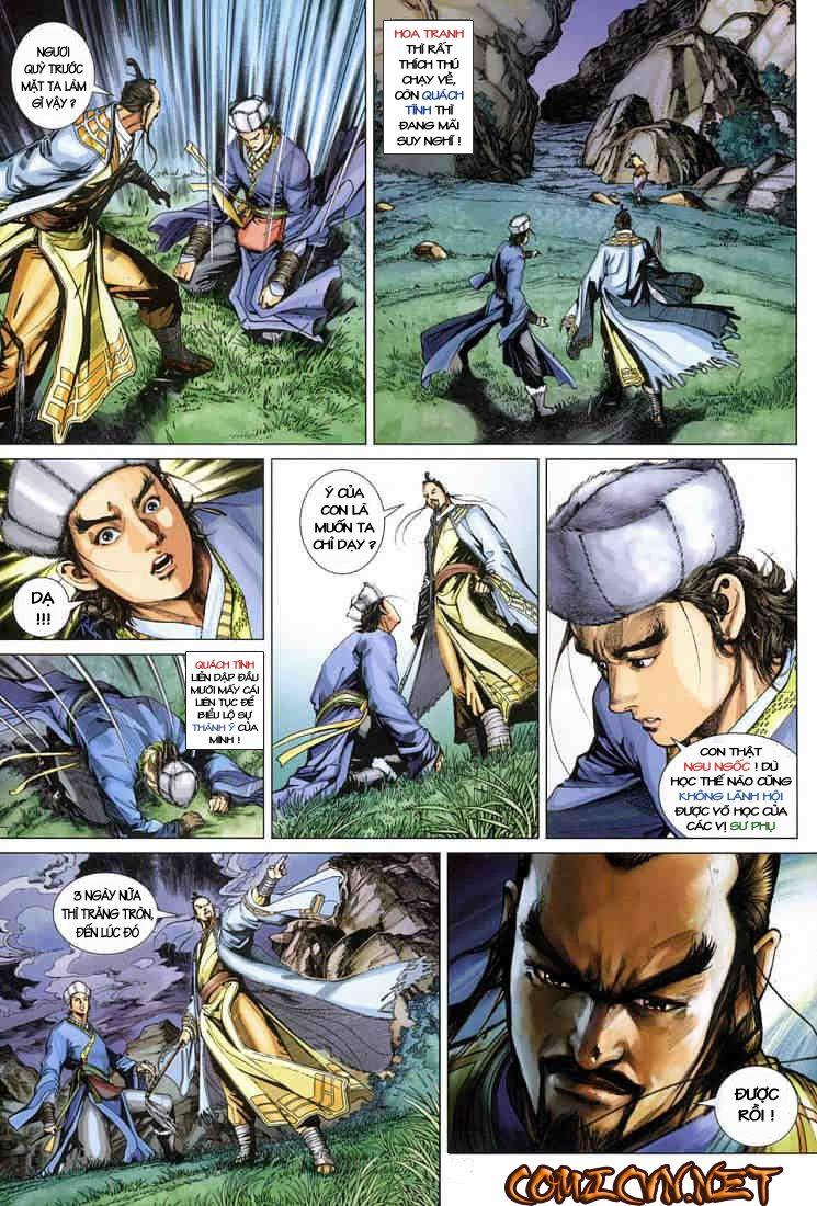 Anh Hùng Xạ Điêu anh hùng xạ đêu chap 3 trang 36