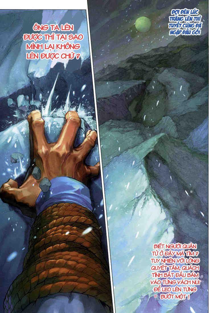 Anh Hùng Xạ Điêu anh hùng xạ đêu chap 3 trang 38