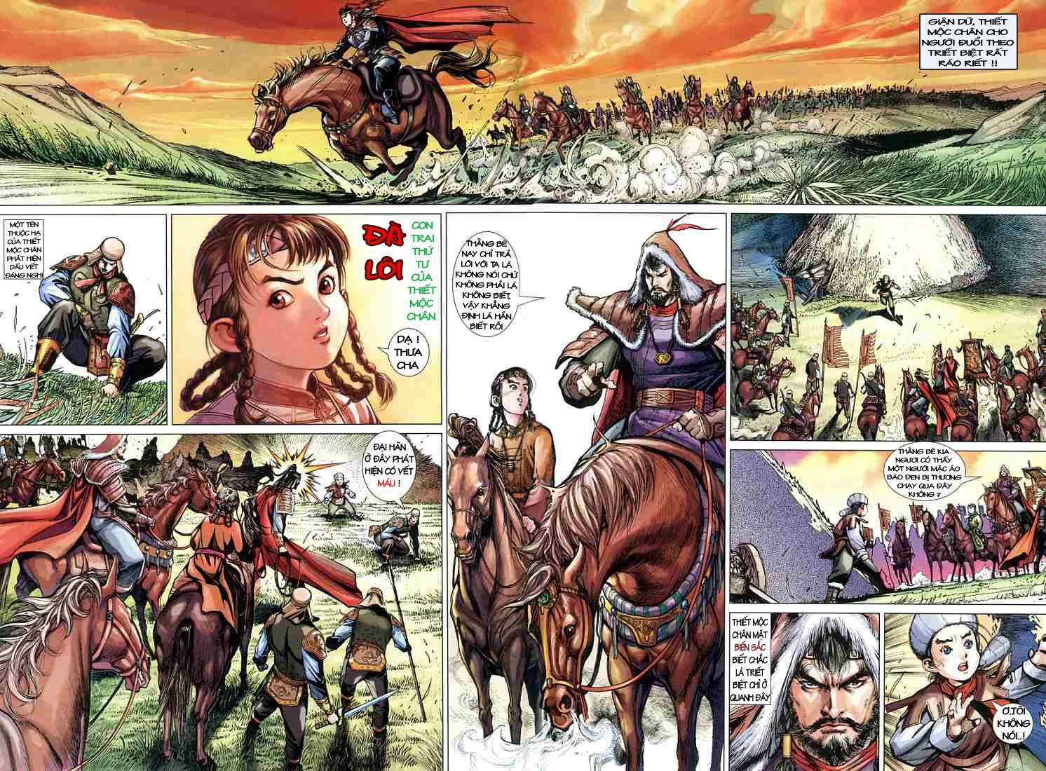 Anh Hùng Xạ Điêu anh hùng xạ đêu chap 1 trang 19