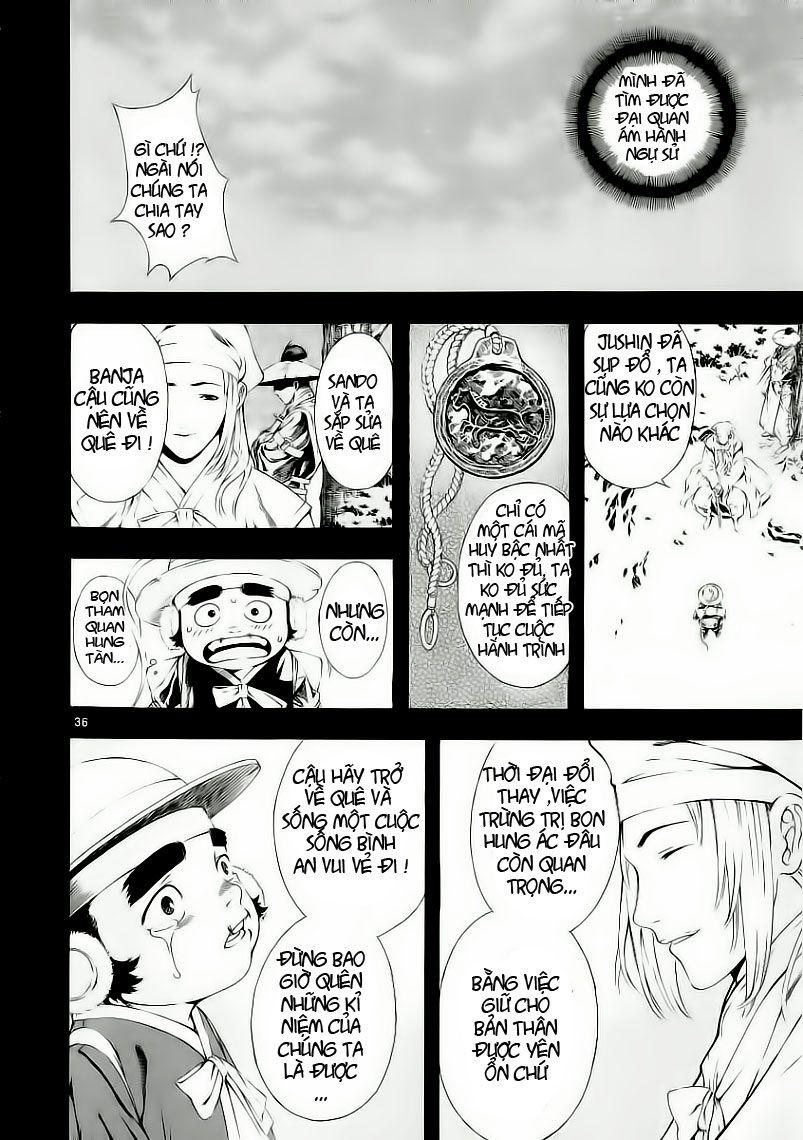 Ám Hành Ngự Sử chap 11 trang 39
