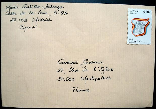 How Write Address On Envelope