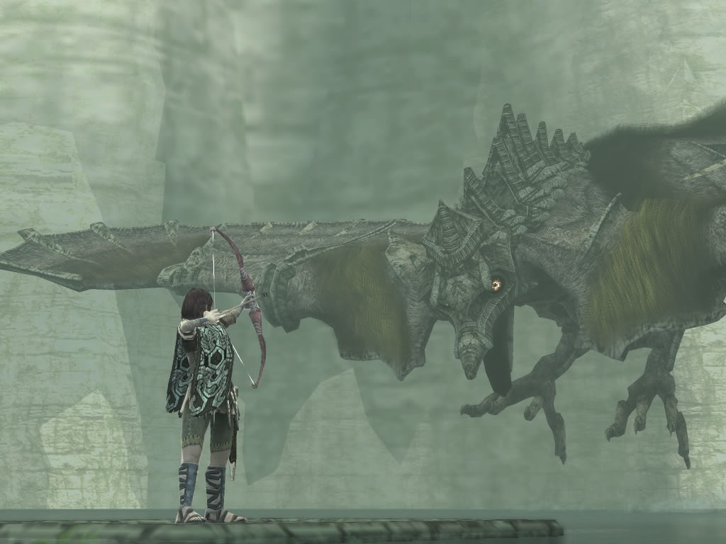 The Daily Zombies: Ico And Shadow of the Colossus On PS3?
