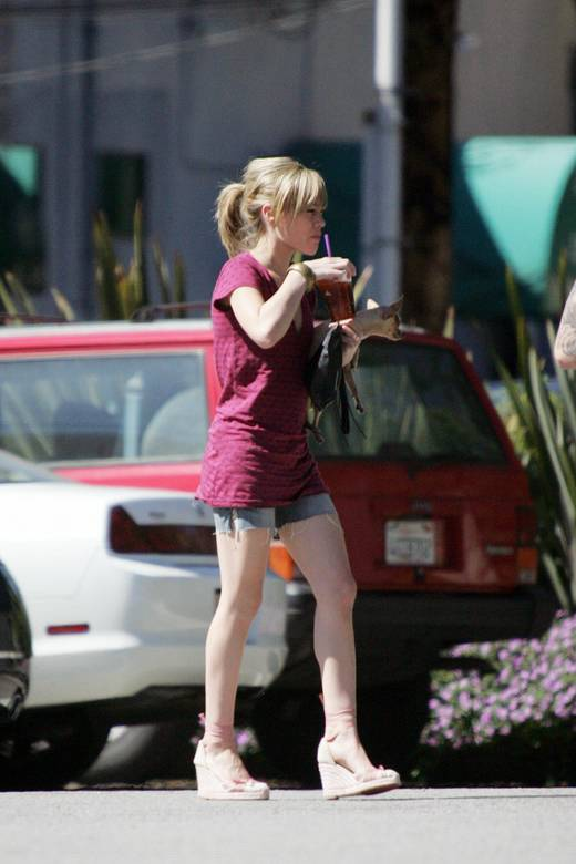 Thinspiration pictures of Celebs: Hilary Duff's weight loss