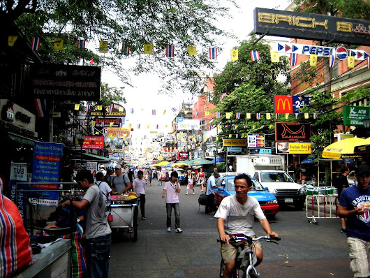 Why I Always Go Back to Khao San Road, Bangkok, Thailand | PINOY BOY JOURNALS