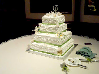 square 4 tier wedding cakes hector s custom cakes square 4 tiered wedding cake 20343