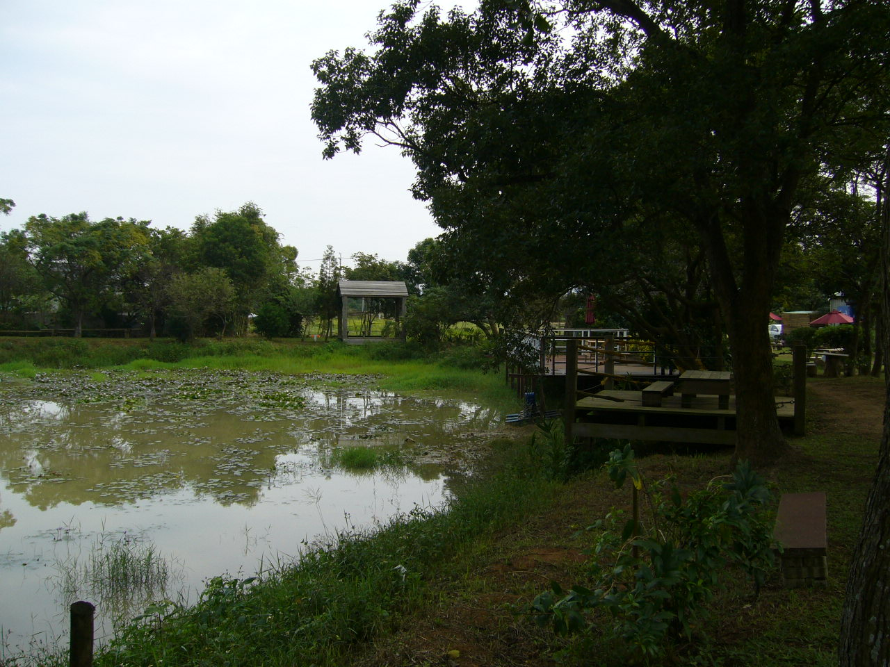 這就是我: 11/14~15龍潭快樂農場露營