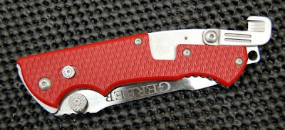 The Spin Of Life Gerber Hinderer Rescue Knife A