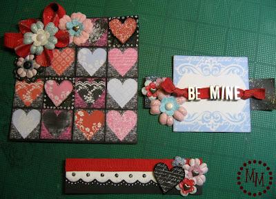 embellishing easel card