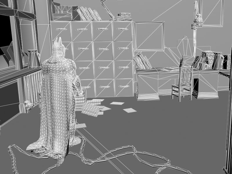 3D Ripper DX - Lowpoly Workshop