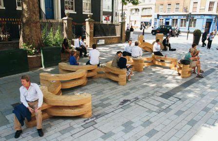 Ruang Kota My Planologi Street Furniture Memperindah Kota