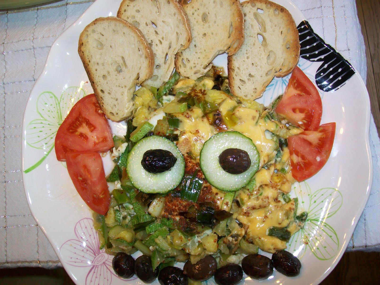 Kabaklı Yumurta