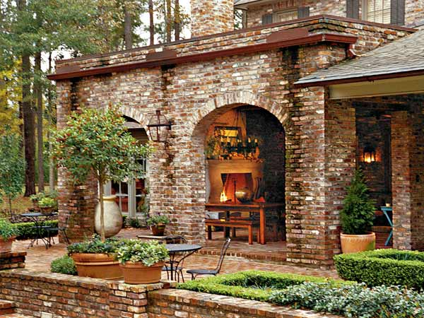 Serenity In Design Outdoor Spaces