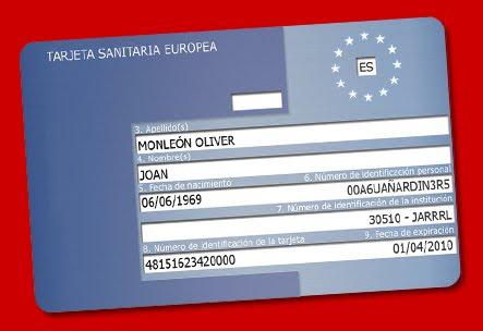 Faladsgardensmpz Tarjeta Sanitaria Europea