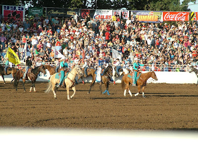 Jackie Gibson 2009 Miss Rodeo Oregon Prinville Mrop