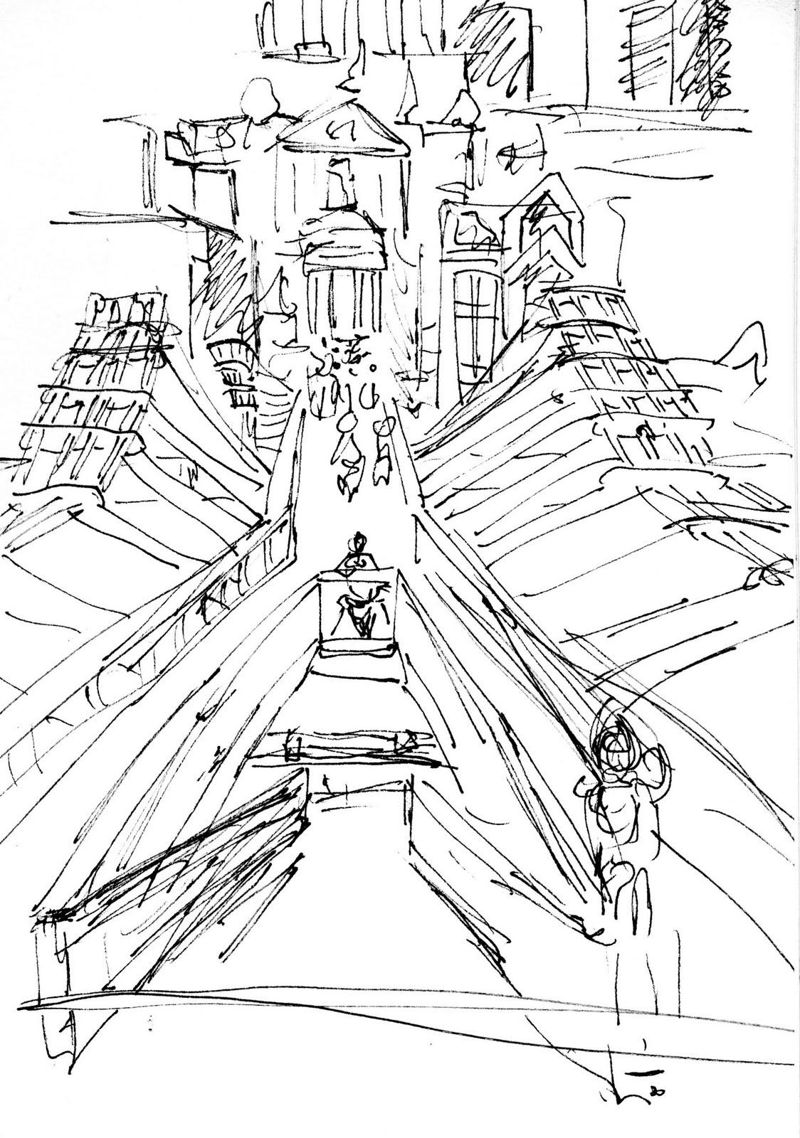 James Mathurin Art: Recent sketches