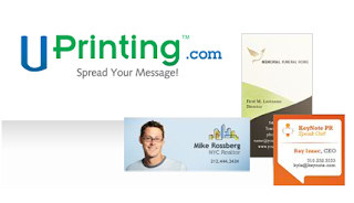 Uprinting business cards review giveaway girl gone mom have you ever heard of uprinting this online printing company offers a variety of services i have hosted several giveaways from this sponsor before colourmoves