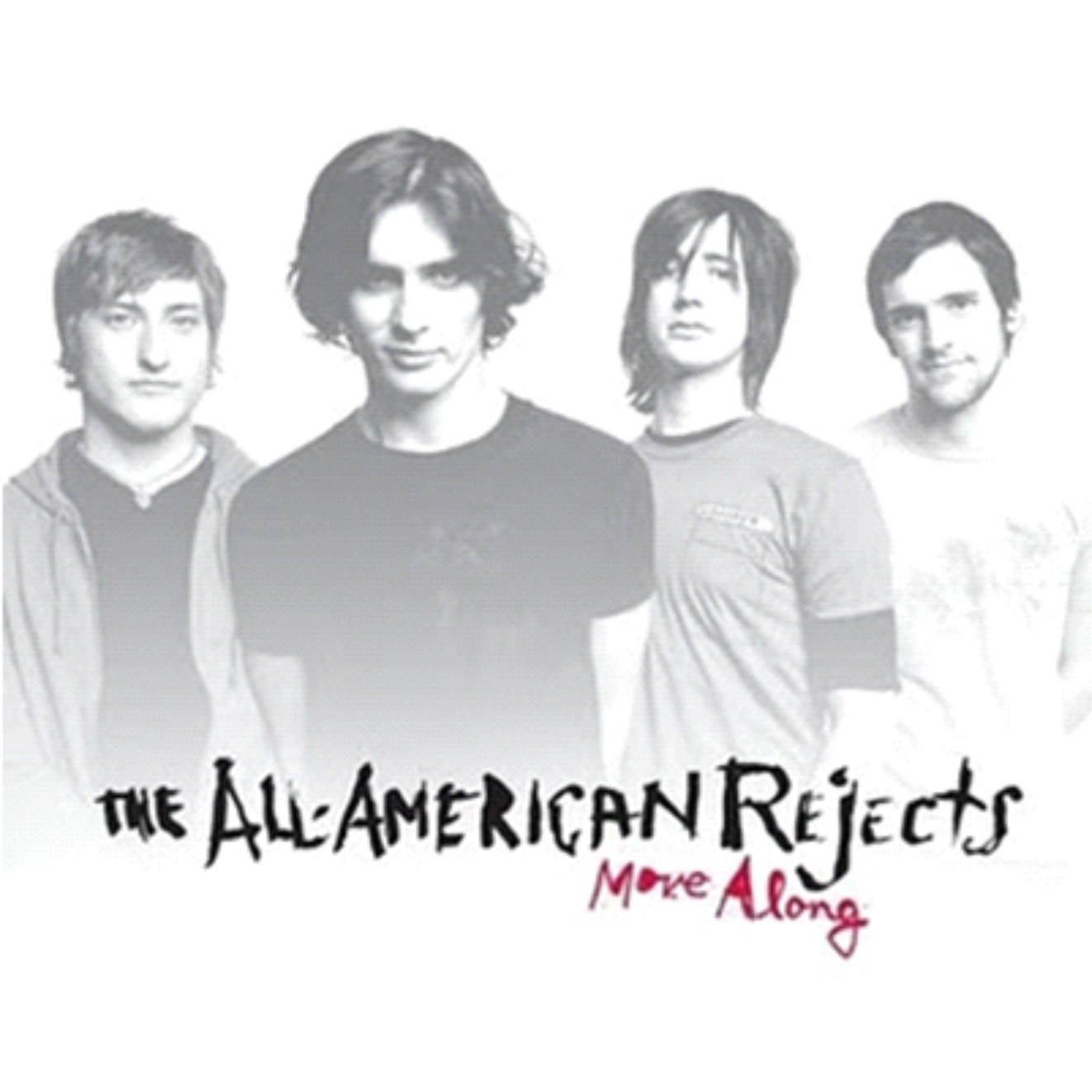 stathie: THE ALL-AMERICAN REJECTS DISCOGRAPHY & VIDEOS