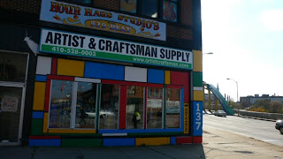 Another Art Supply Do We Really Need This The Newly Opened Artist Craftsman Is Conveniently Located Right Next To Joe Squared
