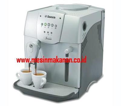 Harga Espresso Machine On Coffee Saeco Terbaru Mesin Makanan Restoran