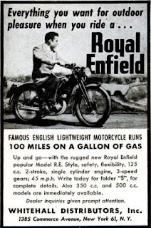 Motorcycle Dealers Toronto >> My Royal Enfields: The US wing of the Royal Enfield museum