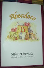 """Abeceloco"". Alma Flor Ada. Editorial Frog Street Press, Inc. Eeuu. 2010"