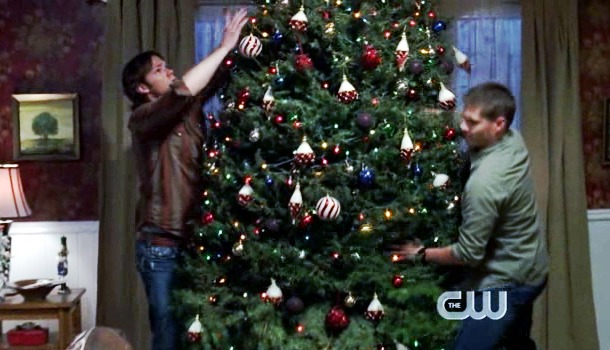 Doux Reviews: Supernatural: A Very Supernatural Christmas