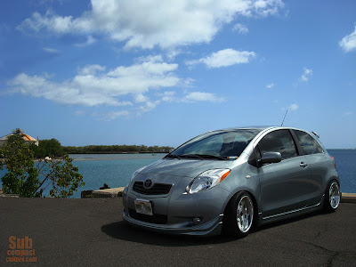 Yi-Joe's 2008 Toyota Yaris S - Subcompact Culture