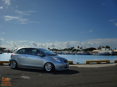 2008 Toyota Yaris S liftback - Subcompact Culture