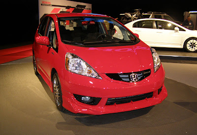 Mugen Honda Fit - Subcompact Culture