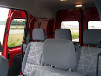 Ford Transit Connect Cargo - Subcompact Culture