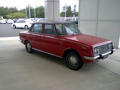 Vintage Toyota Corona - Subcompact Culture