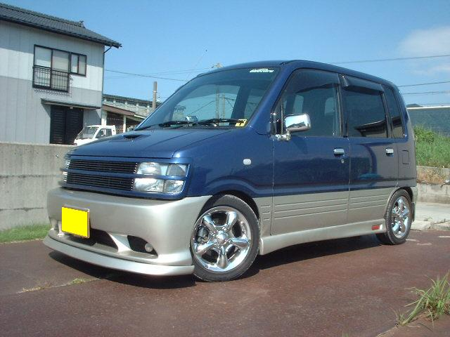 What The Hell Some Old Suzuki Wagon R Photos Put Me In A Crazy