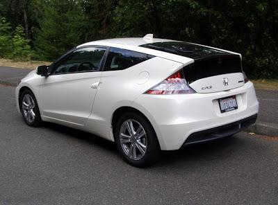 2011 Honda CR-Z EX - Subcompact Culture