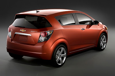 Chevrolet Sonic - Subcompact Culture title=